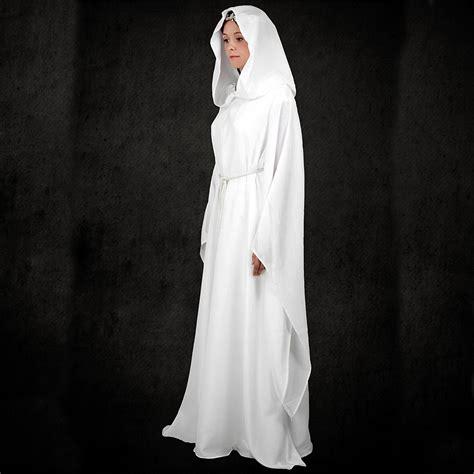 white robe white robe with