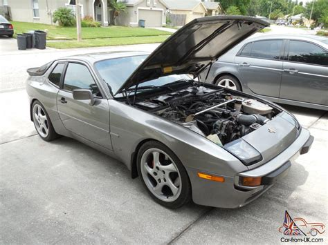 Porsche 944 V8 Conversion Chevy Lt1