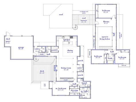 simple two storey house floor plan modern 2 story house floor plan simple two story house