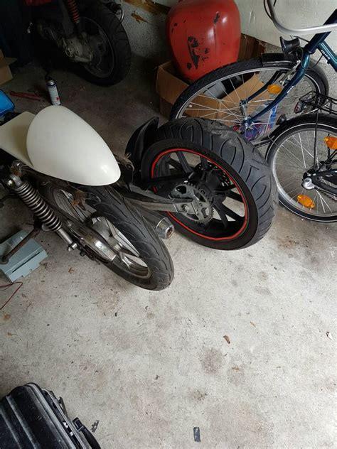 Motorrad Suzuki Aschaffenburg by Suzuki 187 Mein Erstes Cafe Racer Projekt Zum Warm Werden Ne