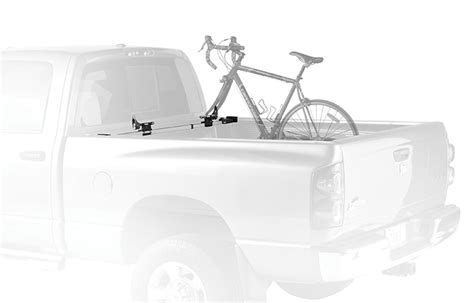 thule bed rider bed rider bike carrier vip auto accessories
