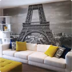 Paris Themed Wall Murals paris paris wallpaper for bedroom