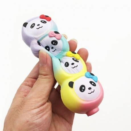 scented panda dango by squishy squishy shop