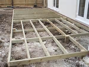 Trellis Direct A Grade Limited Decking Construction