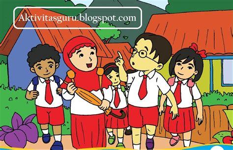 Buku Tematik Gabungan Semester 1 Kls 4 Sd aktivitas guru next buku guru dan siswa kelas 4 tema 6