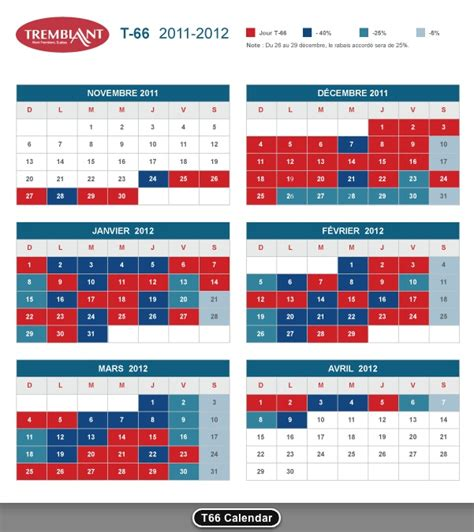 Calendrier T66 Mont Sutton Images Frompo