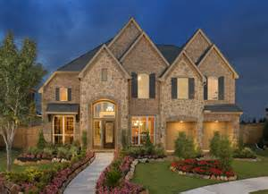 new homes cross creek ranch new homes in houston new homes in