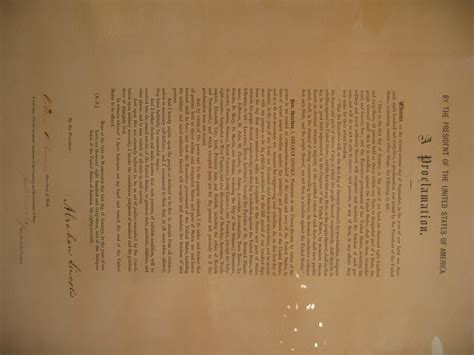 printable version of emancipation proclamation ids2083tammyt licensed for non commercial use only