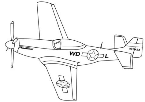 p 51 mustang coloring page free printable coloring pages