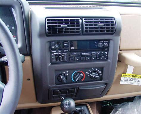 1997 2002 jeep wrangler car audio profile
