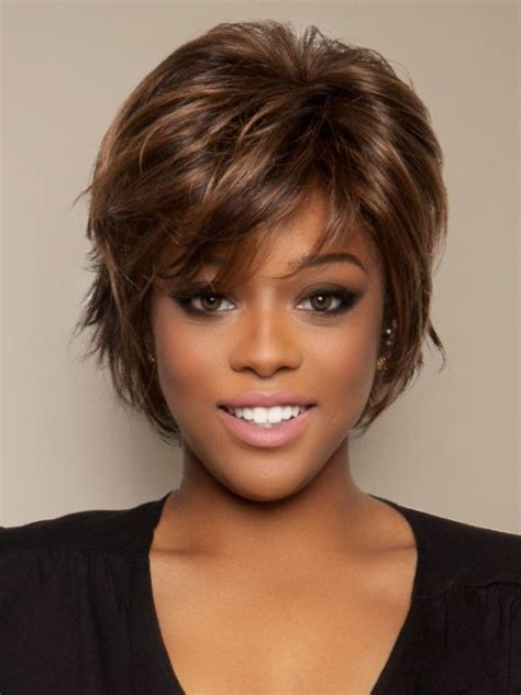 haircuts and style for women with thick course hair fir oval faces 16 short hairstyles for thick hair olixe style