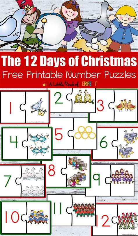 printable christmas number puzzles 1000 images about free printable of the day on pinterest