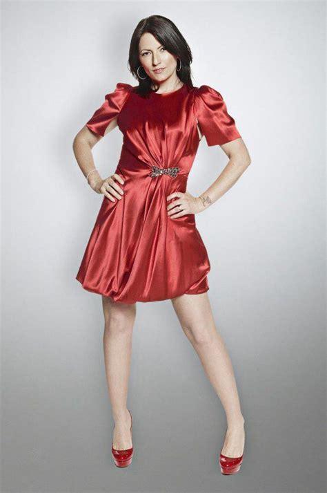 More Satin Looks by Davina Mccall Satin Dress Davina Mccall