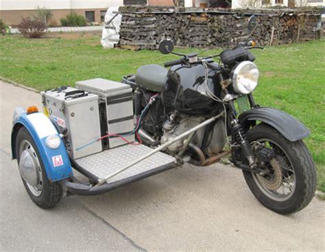Motorrad Gespann Stoßdämpfer ef tech dnepr ural honda cagiva bmw jawa moto guzzi