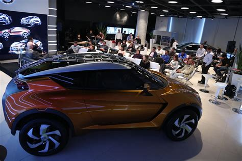 nissan rio nissan opens new design studio in rio pledges to focus on