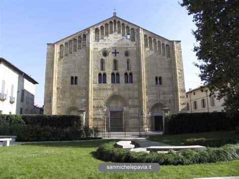 s michele pavia basilica di san michele maggiore pavia italia