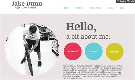 Portfolio Website For Mba Student by Digital Portfolios Revise Reflect Publish