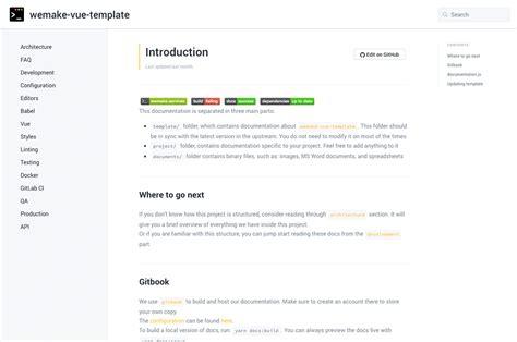 Wemake Vue Template Made With Vue Js Vue Js Website Template