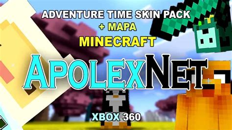 game mode adventure minecraft xbox adventure time skin pack map minecraft xbox 360 one