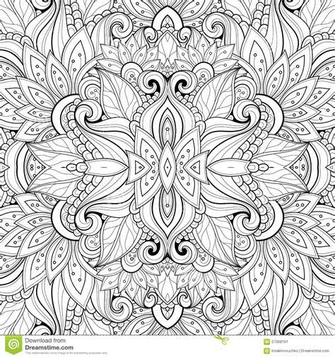 wallpaper batik tribal wallpaper abstract batik tribal and swirl ornament stock