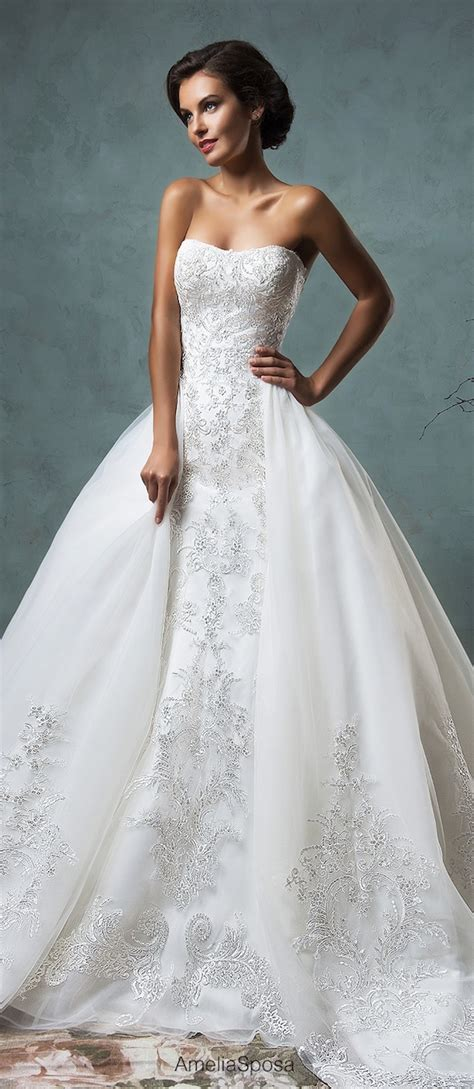Wedding Dress Magazines by Amelia Sposa 2016 Wedding Dresses Part 2 The