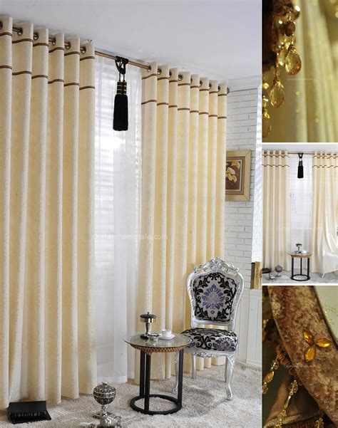 extra long grommet curtains decor cream grommet curtains with bronze extra long