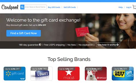 Best Place To Buy Discounted Gift Cards - the 10 best places to find gift cards on sale gcg
