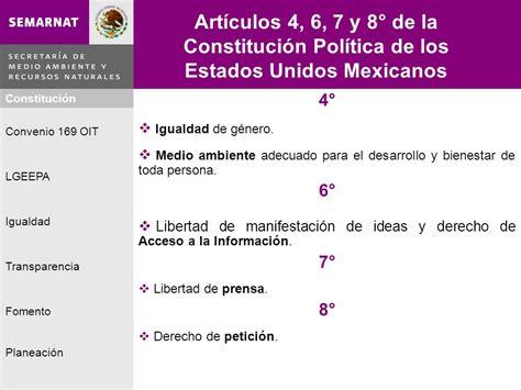 constituci 211 n pol 205 el articulo 3 de la constitucion politica de los estados