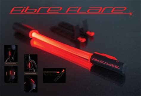 fibre flare bike light 5 unusual bike lights