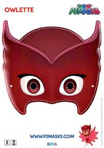 owlette mask pjmasks owlette disneyjunior pj masks disney junior