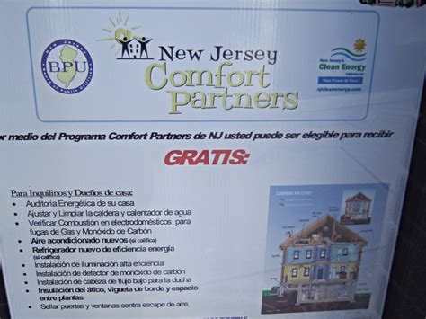new jersey comfort partners hudson reporter save energy save money program provides