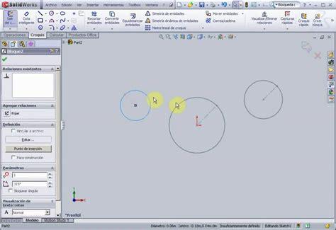 tutorial solidworks espanol tutorial solidworks 2009 totalmente en espa 241 ol 15 youtube