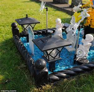 solar lights for graves solar powered grave decorations 28 images 2015
