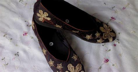 Sepatu Bordir Ukuran Dewasa sepatu bordir bangil alya collection bangil