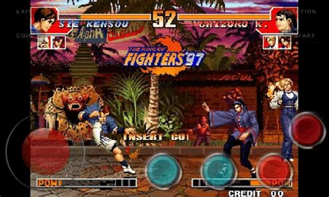 king of fighters apk the king of fighters 97 apk apktopgames4u