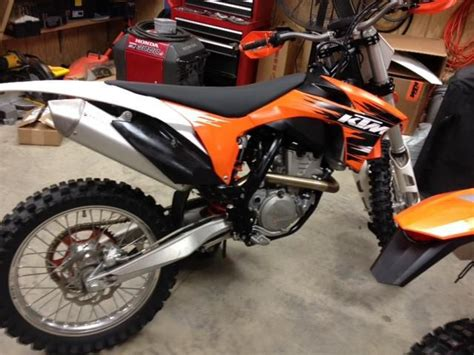 Used Ktm 350 For Sale Ktm 350 Sxf For Sale On 2040 Motos