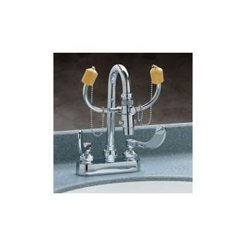 Bradley Faucet by Bradley Faucet Mounted Eye Wash Fixture B75s19 200b Made By Airgas Safety Cpr Savers And