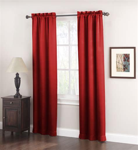 brick colored curtains logan room darkening brick panel pair 2 brick red