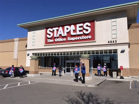 Antioch Post Office Hours by Postal Workers Stage On Going Protest At Antioch Staples