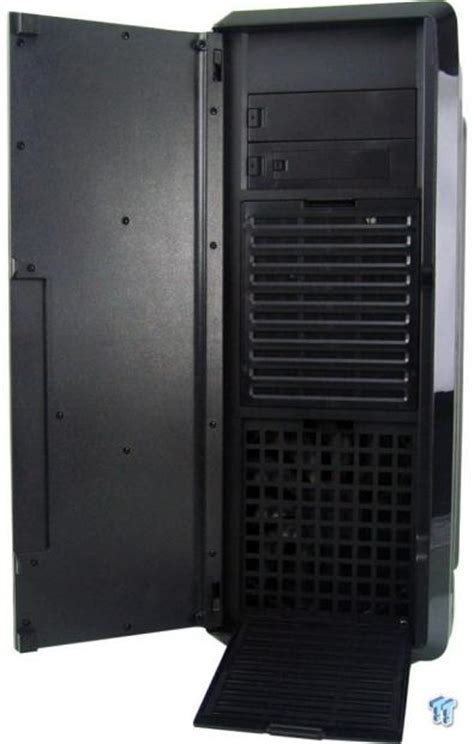 Thermaltake T81 Tower thermaltake t81 tower chassis review