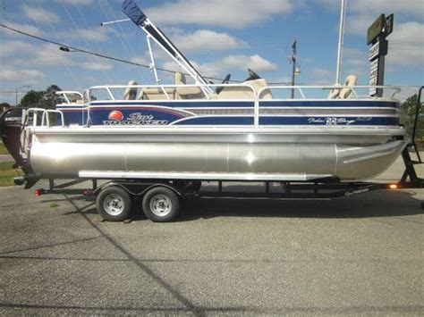 pontoon boats guntersville al sun tracker new and used boats for sale in alabama