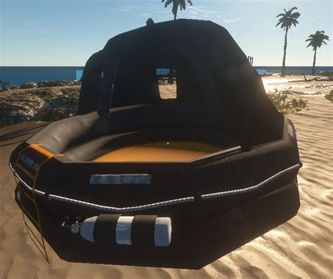 how to build a boat motor in stranded deep tented raft stranded deep wiki fandom powered by wikia