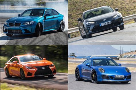 cheap sports cars 2017 best sports cars 2018 evo