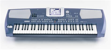 Keyboard Korg Pa 500 korg pa500 image 450785 audiofanzine