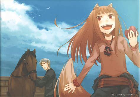 spice and wolf anime spice and wolf wallpaper 1880x1307