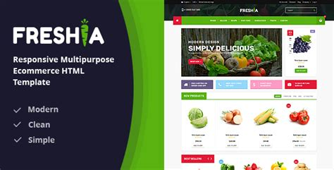 Food Website Templates From Themeforest Download Nulled Rip Responsive Ecommerce Html Template Free