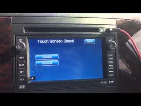 manual repair free 2010 chevrolet tahoe navigation system gmc navigation secret nagivation menu youtube