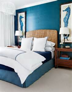 Beachy Room Decor Themed Bedrooms With Coastal Style