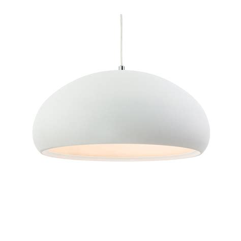 Dome Ceiling Light Firstlight 2308 Costa White Dome Ceiling Pendant Light Firstlight From The Home Lighting Centre Uk