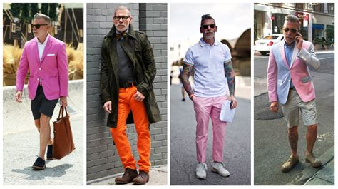 how to dress like nick wooster the confused dasher
